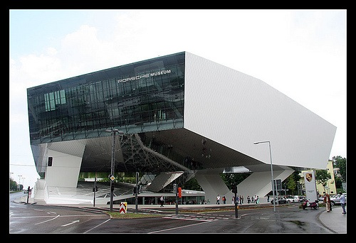 Porsche Museum in Germany